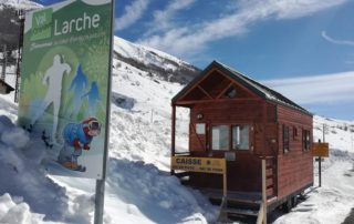 La TinyHouse Ubaye Col de Larche