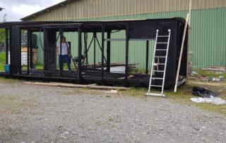 vieux wagons - Euro Tiny House